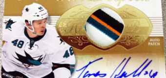 2013-14 Upper Deck Fleer Showcase hockey SHOWYOURHITS